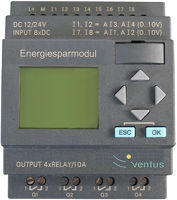Energiesparmodul